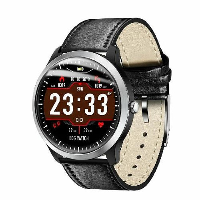 WAZA N58 Men Women Smartwatch Android iOS Bluetooth Waterproof Heart Rate Monitor Sports Smart Pedometer Call Reminder Sedentary Reminder