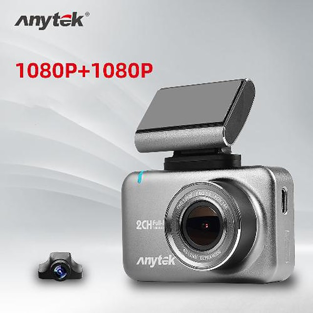 Anytek z1n 1080p Car DVR 140 Degree Wide Angle Dash Cam with WIFI Car Recorder