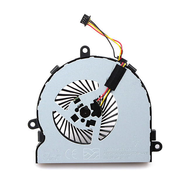 Laptop Cooling Fans HP 15-AC Replacement Accessories for HP 15-AC 4-Pin 1-Piece