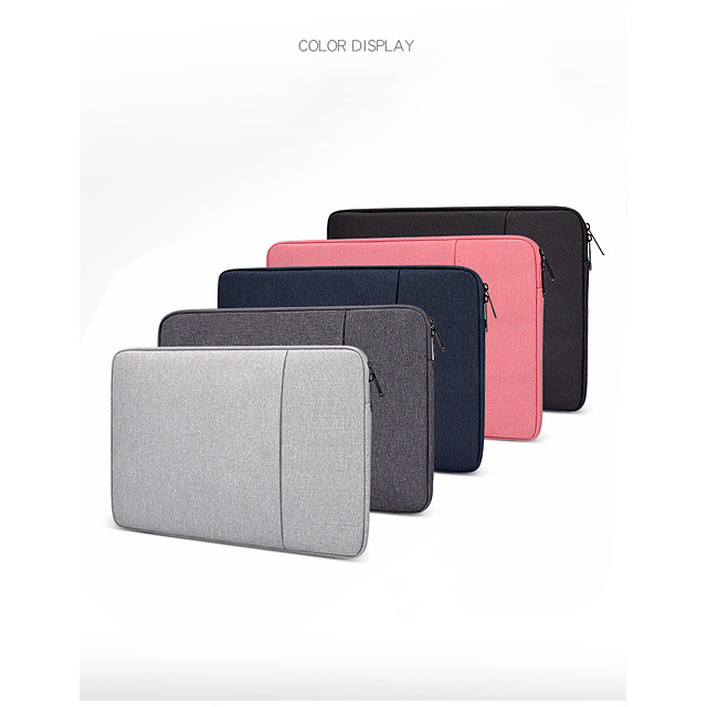 Laptop Pocket Protective Sleeve Protective Bag For Pc 11.6 / 13.3 / 15.6-inch Macbook Air Pro Retina 11.6/13.3/15.6-inch Dell And Hp