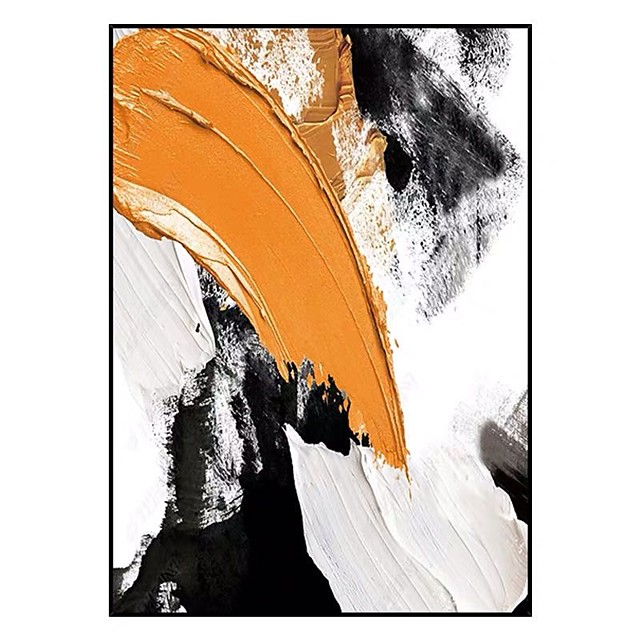 100% Hand-Painted Contemporary Art Oil Painting On Canvas Modern Paintings Home Interior Decor Abstract Art Painting Large Canvas Art(Rolled Canvas without Frame)
