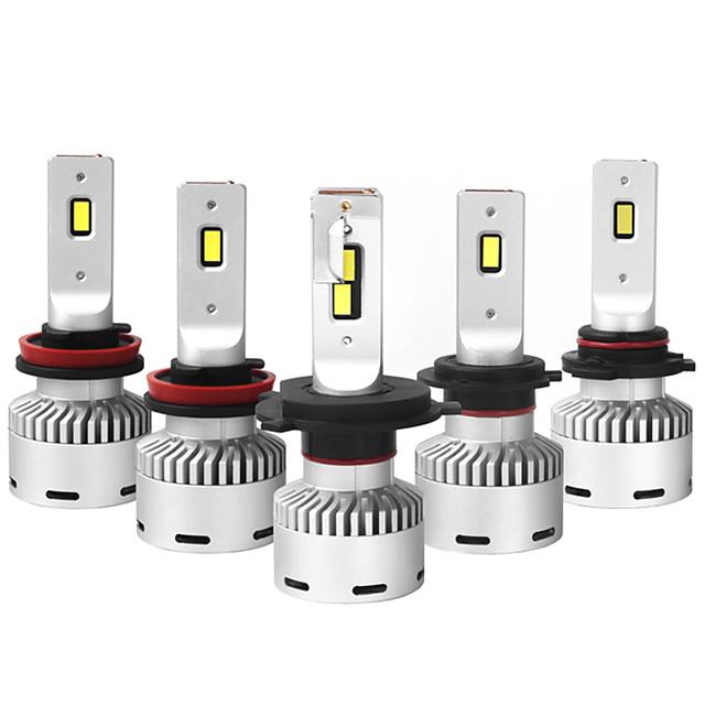 OTOLAMPARA Pair Of Car LED Headlamp H4 H7 H11 9005 9006 CSP 600% Original Car Brightness Built In Chip Intelligent Temperature Control LED Headlight Kit PK43T