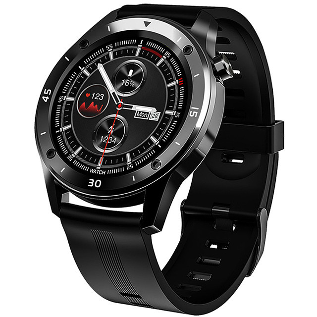 F22  Sports Smartwatch for Android/IOS Phones, Sports Tracker Support Heart Rate/Blood Pressure Measure