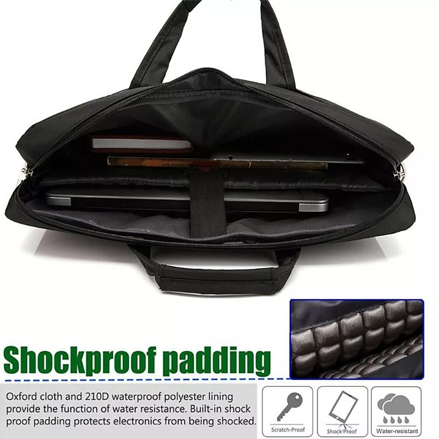14/15/15.6 Inch Ultra-thin Notebook Storage Bag Business Travel And Carrying Case For Laptop Pc 95af