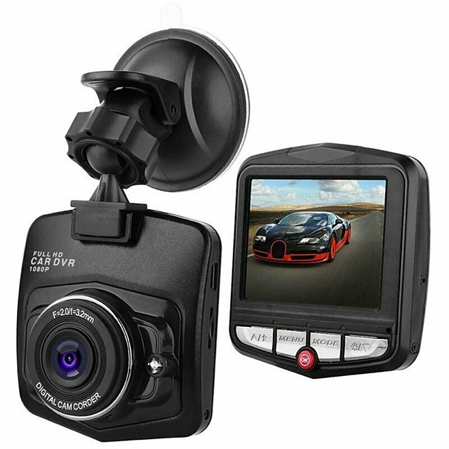 2.4 Inch HD 1080P Car Camera Dash Cam DVR Video Recorder with Night Vision Car Camera