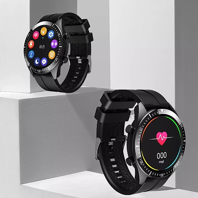 Q85 Water-resistant Smartwatch Support Heart Rate/Blood Pressure Measure, Sports Tracker for Android/IOS Phones
