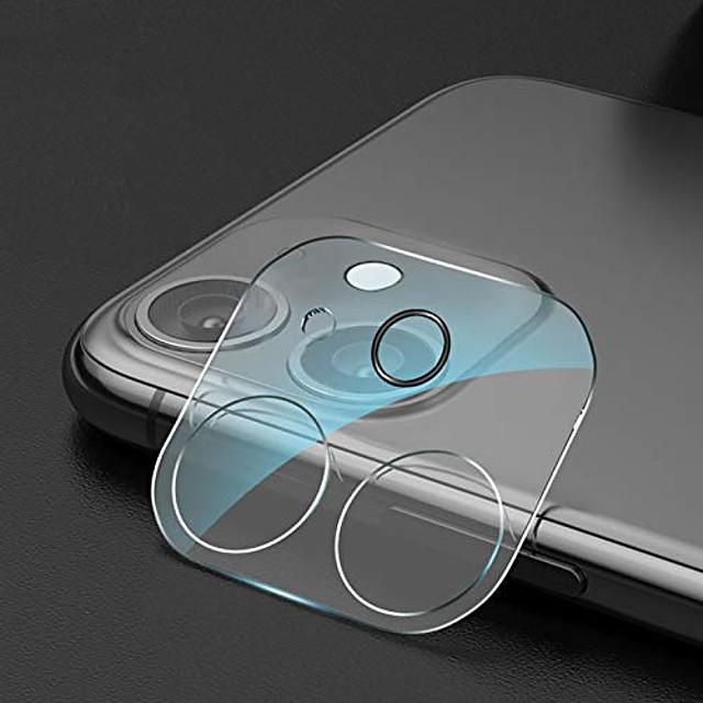1st kameralinsskydd för iphone 12pormax iphone 11 härdat glas kamera skyddsfodral vänligt baklins bakkamera skyddsfilm för iphone 12 mini iphone 11promax