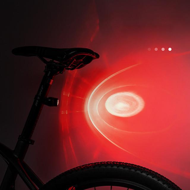 redlite ii tail light (black)