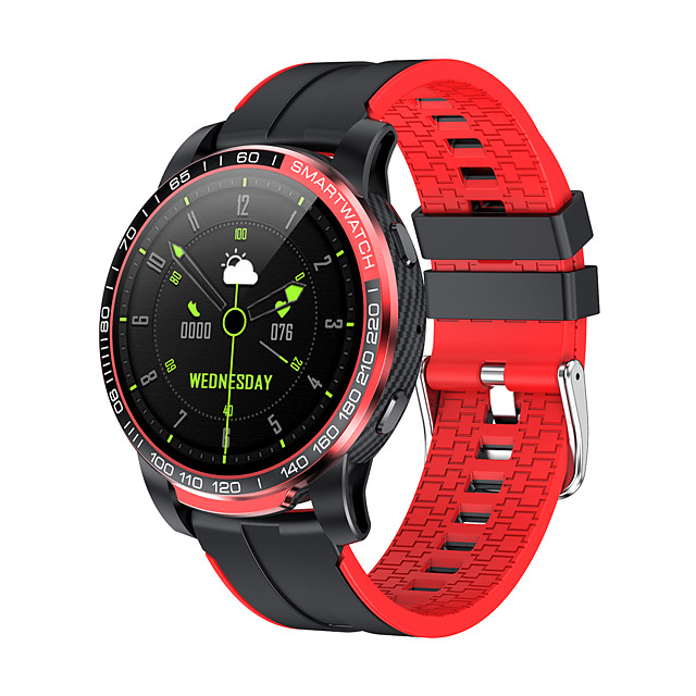 F7 Smartwatch Support Heart Rate/Blood Pressure/Blood-oxygen Measure, Sports Tracker for Android/IOS/Samsung Phones