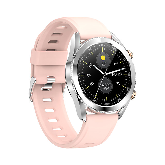 I12 Smartwatch Support Heart Rate/Blood Pressure/Blood-oxygen Measure, Sports Tracker for Android/IOS/Samsung Phones