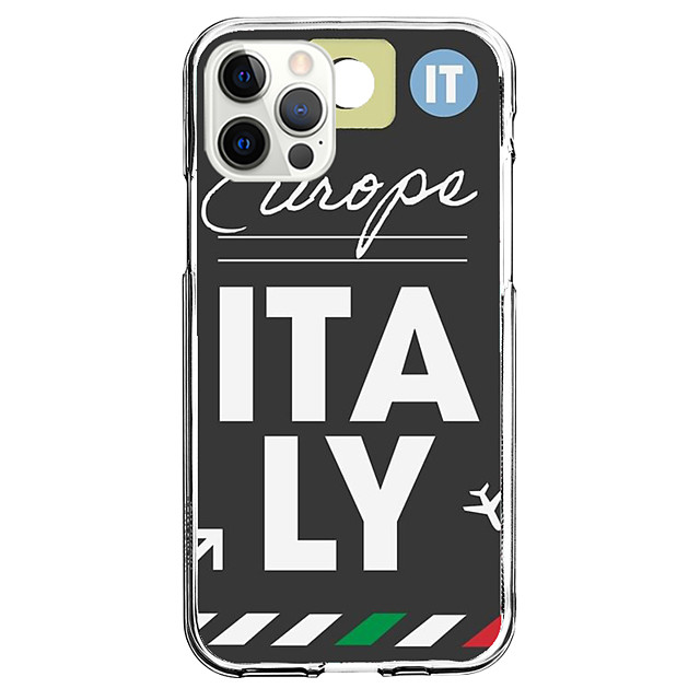 Creative Case For Apple iPhone 12 iPhone 11 iPhone 12 Pro Max Unique Design Protective Case and Screen Protector Shockproof Back Cover TPU