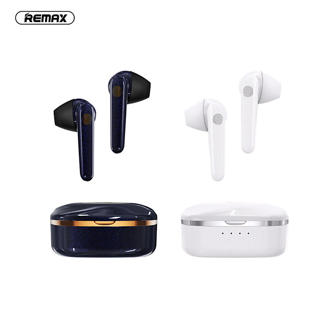 Remax Tws-25 Provides True Wireless Stereo Bluetooth Headset  In-ear Explosion Product