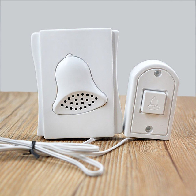 88cm Wired Doorbell Door Bell Chime For Home Office Access Control Fire Proof R