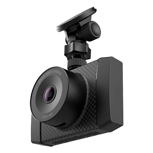 YI Smart Dash Camera International Version WiFi Night Vision HD 1080P 2.7 Safe Reminder Dashboard Camera