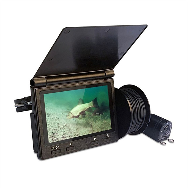 Eyoyo X6 720p Ahd New Arrival 30m Visual Fish Finder 4.3 Inch High Definition Underwater Fishing Camera For Ice Fishing