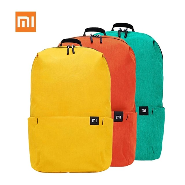 Xiaomi 10L Backpack Bag Colorful Leisure Sports ChestPack Unisex For Mens Women Travel Bags Backpack