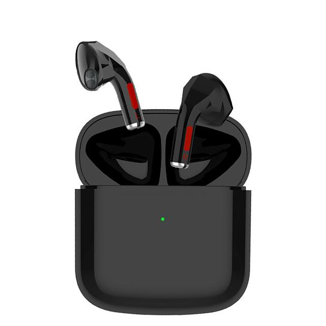 Lenovo TW50 TWS True Беспроводные наушники Bluetooth 5.0 С микрофоном С зарядным устройством Автосоединение для Яблоко Samsung Huawei Xiaomi MI Спорт и фитнес Мобильный телефон Earbuds