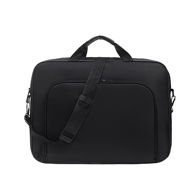 Business Laptop Briefcase 17 Inch Notebook Bag Shoulder Crossbody Bag Notebook Sleeve For MacbookAirPro2020 Thinkpad Dell