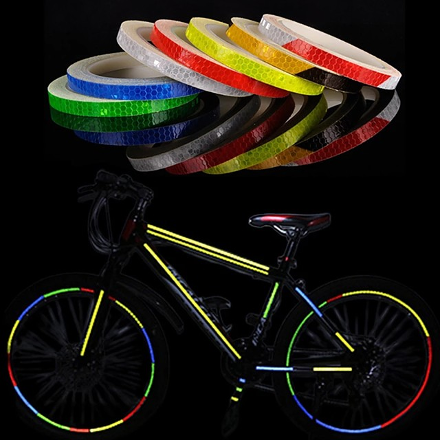 Bike Light Reflective Band Bicycle Cycling Waterproof Durable Lightweight 1 lm Camping / Hiking / Caving Everyday Use Police / Military