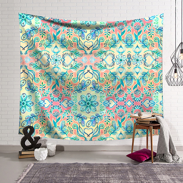 Mandala Bohemian Wall Tapestry Art Decor Blanket Curtain Hanging Home Bedroom Living Room Decoration Boho Hippie