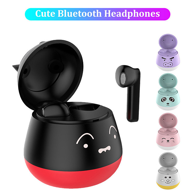 Bluetooth 5.0 Mini Tws Wireless Bluetooth Headset Stereo Headset With Microphone Bass Music