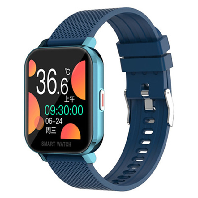 1.54-inch Screen Smartwatch for Apple/Android Phones, Bluetooth Sports Tracker Support Heart Rate/Blood Pressure Measure