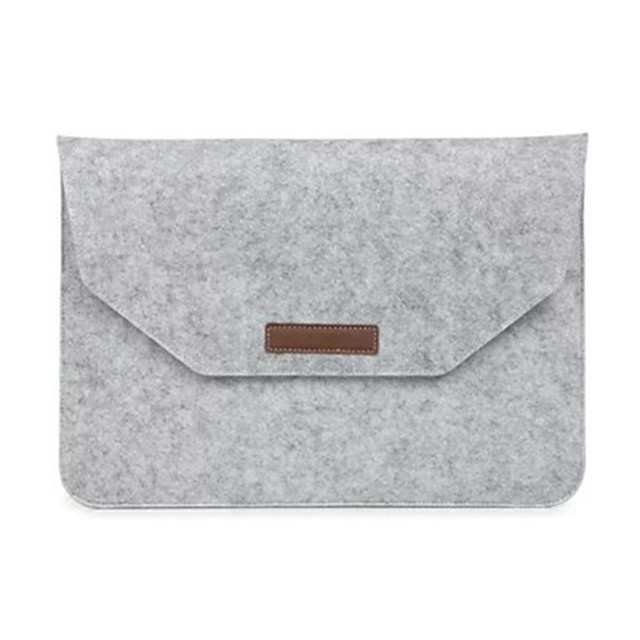 For Laptop Soft Wood Felt Mat Cover Retina 11 12 13 15 13.3 Inch MacBook2020 Laptop