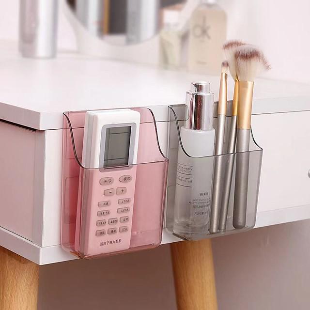Tools Waterproof / Self-adhesive / Storage Modern Contemporary Plastic 2pcs - Body Care Bath Organization
