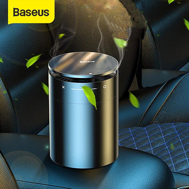 BASEUS Car Air Purifiers Common Car air purifier Plastic & Metal Aromatic function