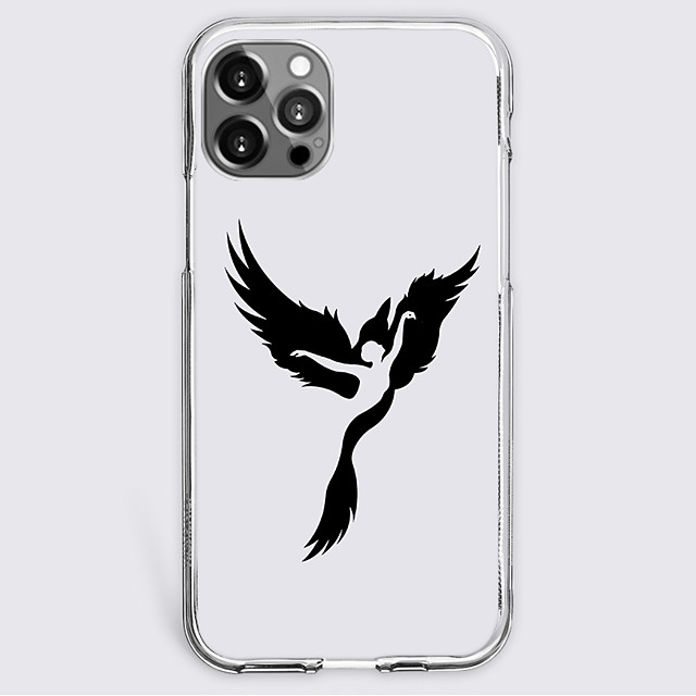 Cartoon Fashion Case For Apple iPhone 12 iPhone 11 iPhone 12 Pro Max Unique Design Protective Case Shockproof Back Cover TPU