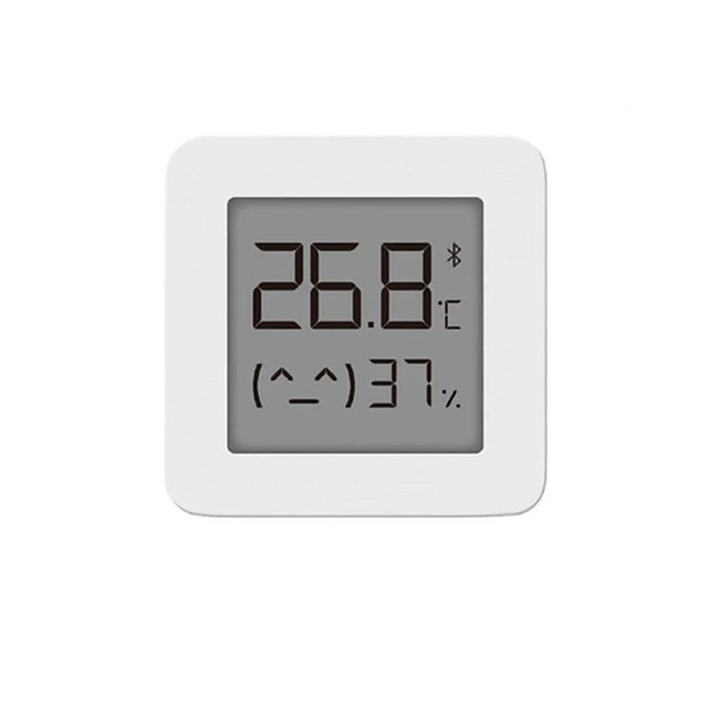 Xiaomi Mijia Bluetooth Thermometer 2 Wireless Smart Electric Digital Hygrometer Thermometer Work with Mijia APP