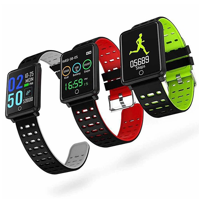 XANES F23 Men Women Smartwatch Android iOS Bluetooth Heart Rate Monitor Sports Smart Community Share