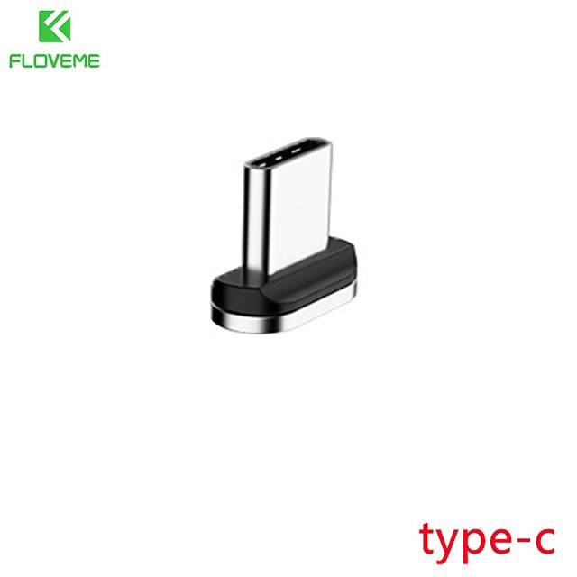 FLOVEME USB-C Adapter(only) 2 A Normal Aluminum USB Cable Adapter For Samsung / Huawei / Xiaomi