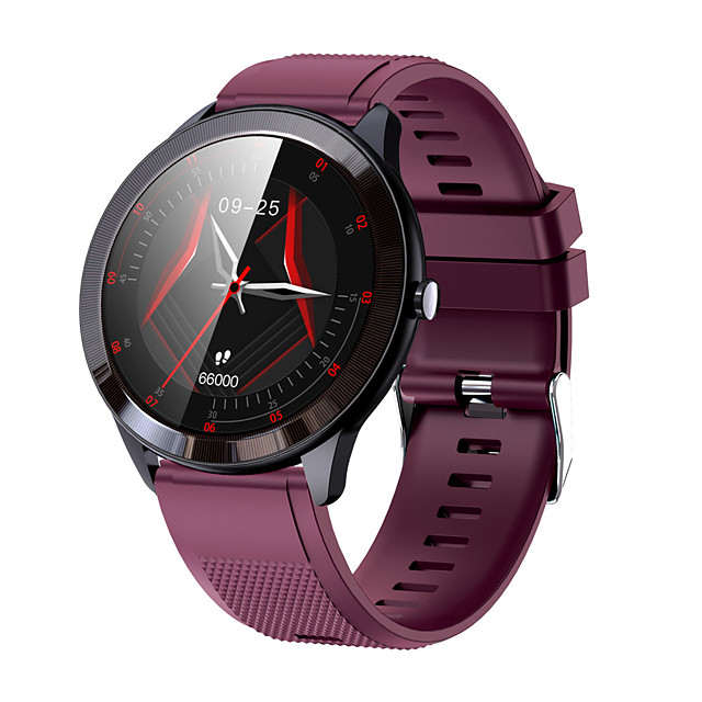 SN93 30-days Battery-life Bluetooth Sport Fitness Tracker IP68 waterproof support remind call/message Smartwatch for Samsung/IOS/ Android Phones