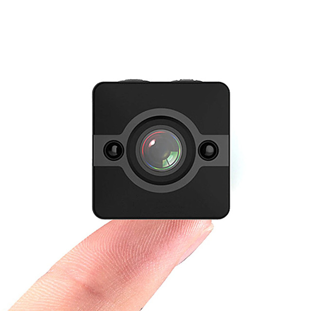 SQ12 1080p Full HD Car DVR 155 Degree Wide Angle CMOS Dash Cam with Waterproof / Loop-cycle Recording Car Recorder