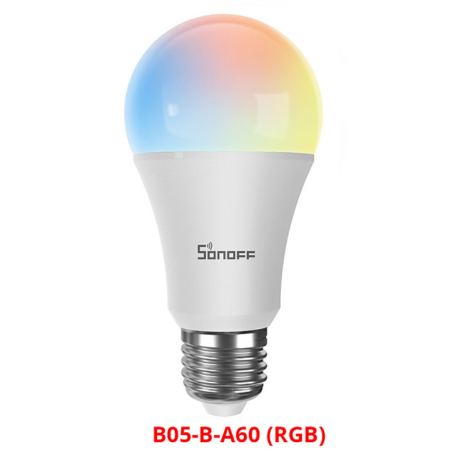 Factory Outlet Smart Lights B05-B-A60 for Living Room / Study / Bedroom LED Light / intelligent WIFI 200-240 V