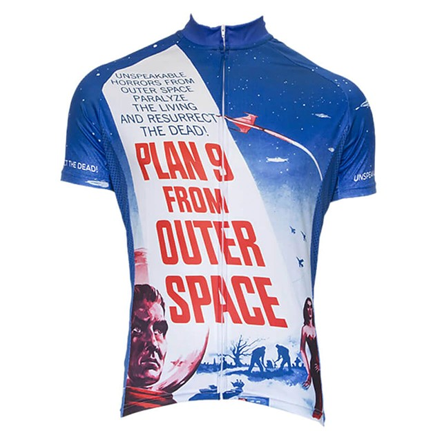 Men's Short Sleeve Cycling Jersey Blue Bike Top Mountain Bike MTB Road Bike Cycling Breathable Sports Clothing Apparel / Stretchy / Athletic