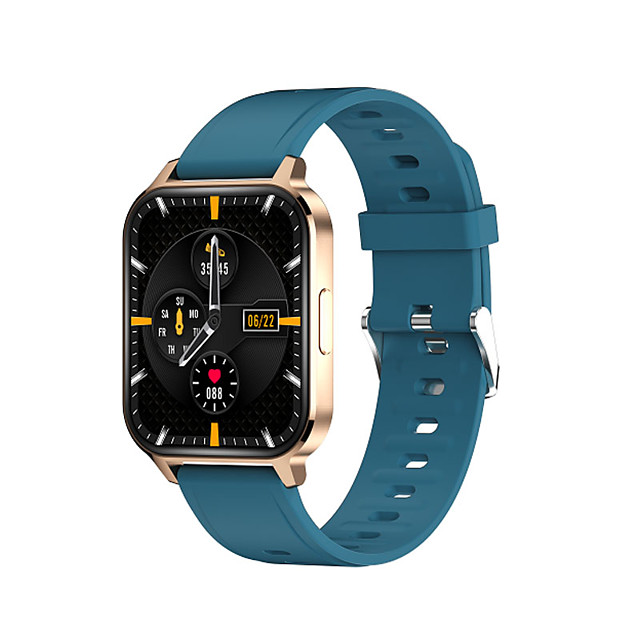 Q18 Smart Bracelet Color Screen Heart Rate Aluminum Alloy Case Silicone Strap Ip67 Waterproof Heart Rate Blood Oxygen Blood Pressure