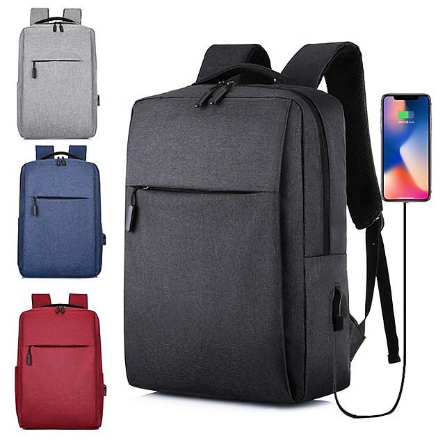 OCOOL Backpack 15.6 Inch Laptop Commuter Backpacks Other for Men for Women for Business Office Shock Proof