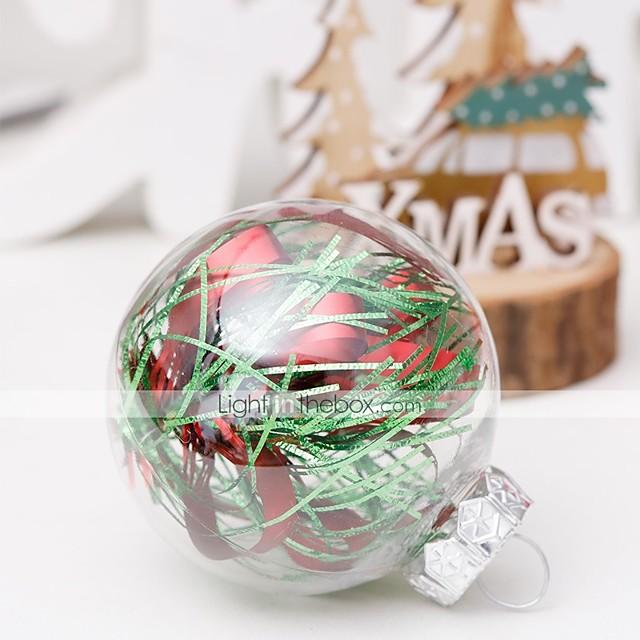 30 Pcs 6cm Christmas Balls Ornaments for Xmas Tree - Shatterproof Christmas Tree Decorations Hanging