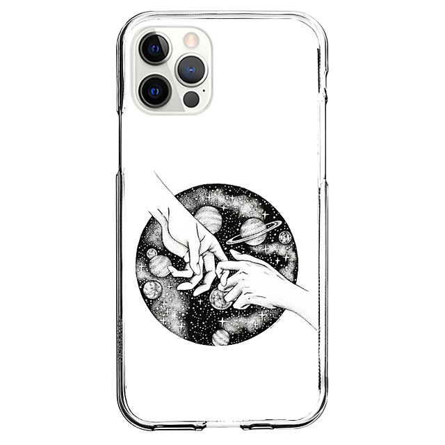 Novelty Fashion Case For Apple iPhone 12 iPhone 11 iPhone 12 Pro Max Unique Design Protective Case Shockproof Back Cover TPU