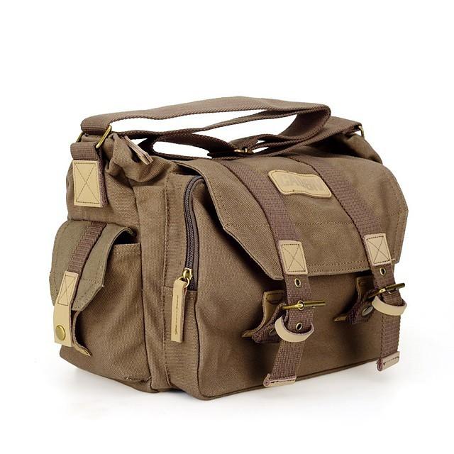 dslr camera shoulder bag photo video soft bag travel protective case for nikon canon sony pentax