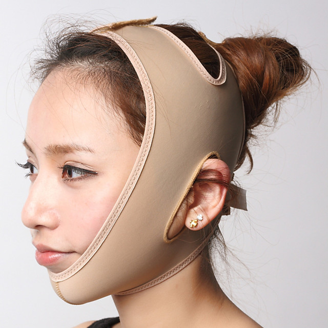 Face V Face Artifact Lifting V Face Bandage Small Face Plastic Face Mask V Face Device Facial Massager Double Chin Face Carving