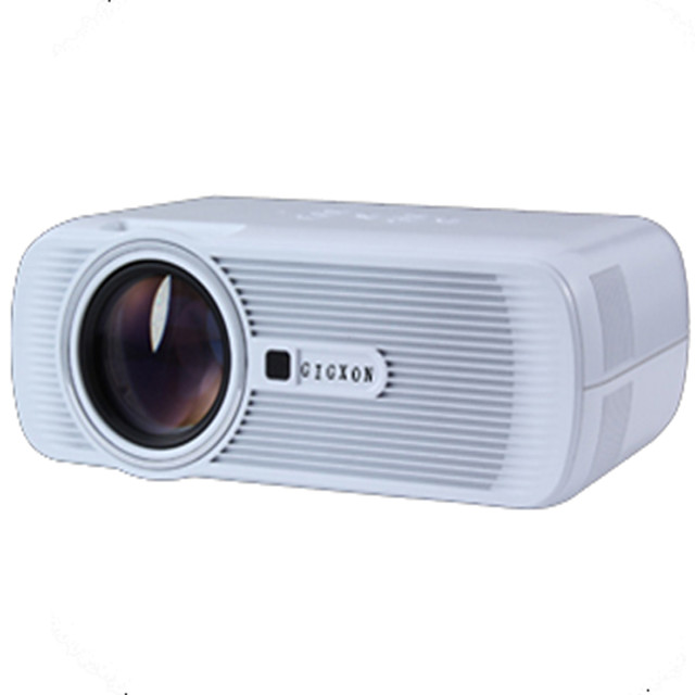 Projector G80 HD 1080P Android Wifi Projector Portable LED Home Theater Multimedia LCD Projector PC AV TV VGA USB HDMI