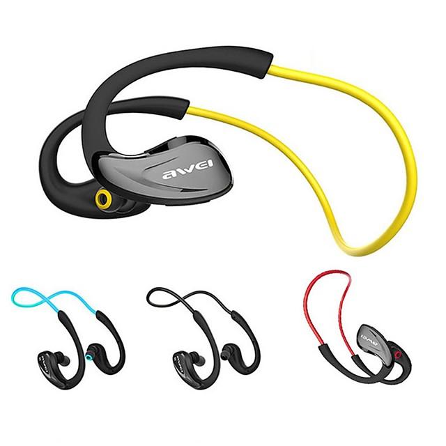 AWEI A880BL Sport Neckband NFC Bluetooth Headset