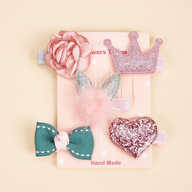 Dog Cat Ornaments Hair Accessories Hair Bow Bowknot Tiaras & Crowns Prince Cute Sweet Wedding Party Valentine's Day Dog Clothes Puppy Clothes Dog Outfits Adjustable Pink Costume for Girl and Boy Dog