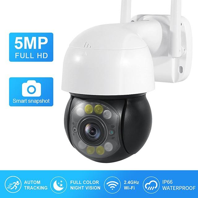 ST-495-5M-IC 5 mp Câmera IP Ao ar Livre Apoio, suporte 128 GB