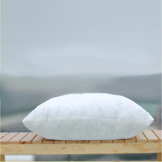 1 Pc Polyester Nonwovens Pillow Insert, Textured Fashion Modern Throw Pillow
