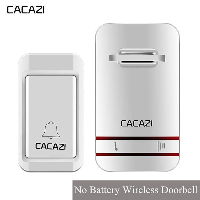 KONLEN V027G Wireless One to One Doorbell Music Non-visual doorbell / Waterproof / Sound adjustable Surface Mounted Doorbell
