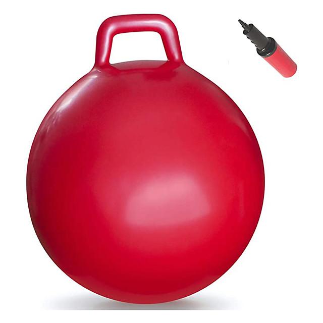 μπάλα χοάνης | χιπ χοπ | μπάλα θεραπείας άλματος άλματος | αγώνες ρελέ | κόκκινο 18